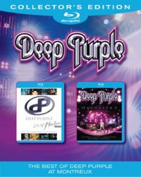 Cover Deep Purple - The Best Of Deep Purple At Montreux [DVD]